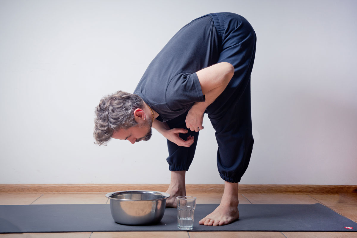 metoda yoga de curatare a colonului