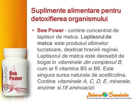 suplimente de detoxifiere fitness de viață