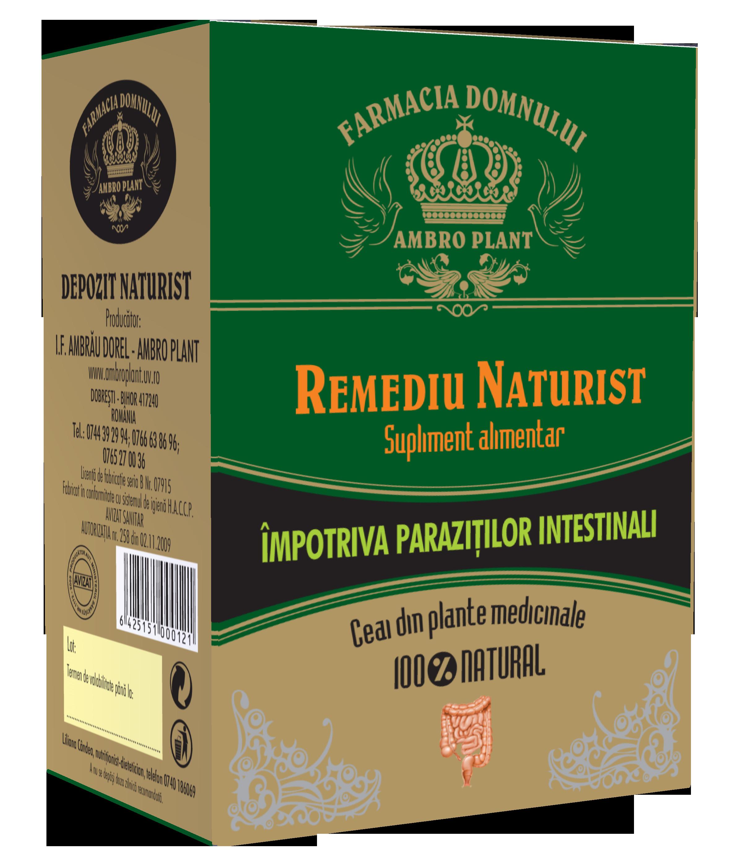 recenzii anti parazitare a ceaiului)