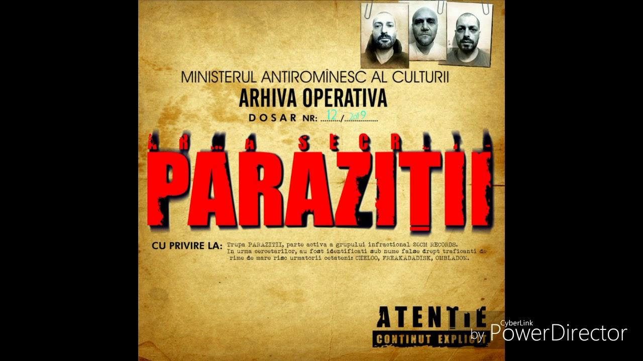paraziti hip hop romanesc