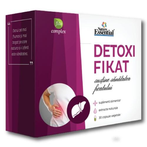 supliment suplimentar pentru detoxifierea ficatului rupe condiloamele