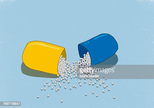 Tratamentul Gerovital H3 - Tratament cu tablete helmint