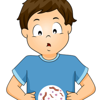 copii împotriva viermilor pentru prevenire