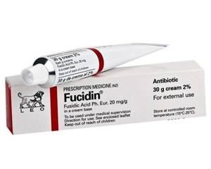 fucidin cream for hpv