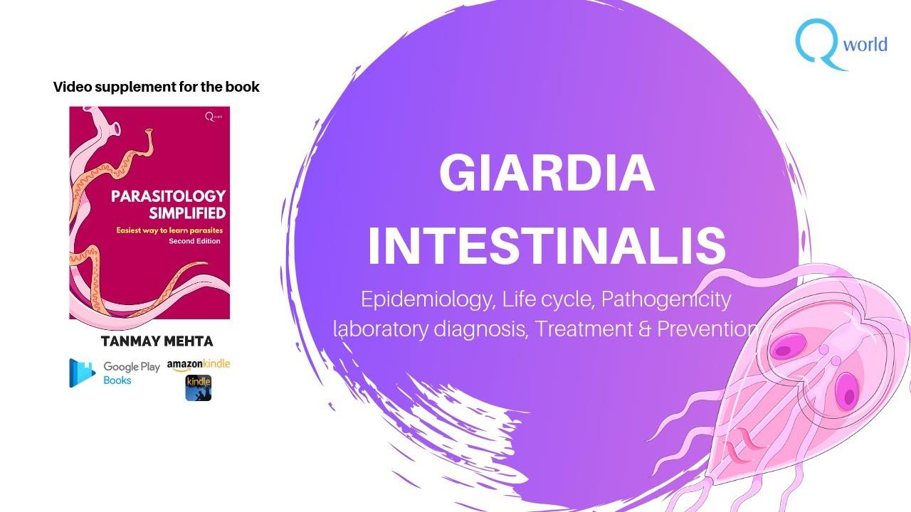Vaccinarea împotriva giardiei - Vaccinuri împotriva giardiozei