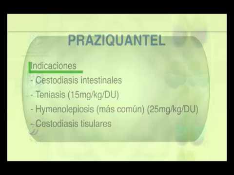 Helmintox profilaktiskai. Ce medicamente noi pentru paraziți