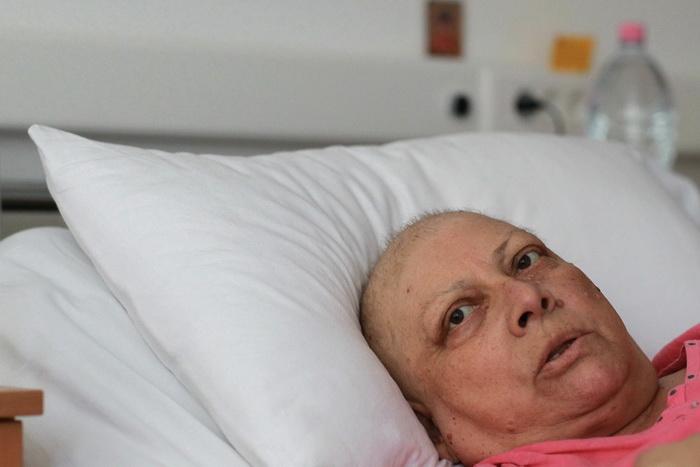 bolnavi de cancer in ultima faza vierme de ou la un copil
