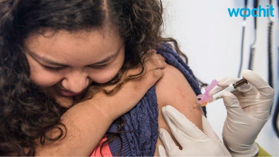 does the human papillomavirus vaccine hurt