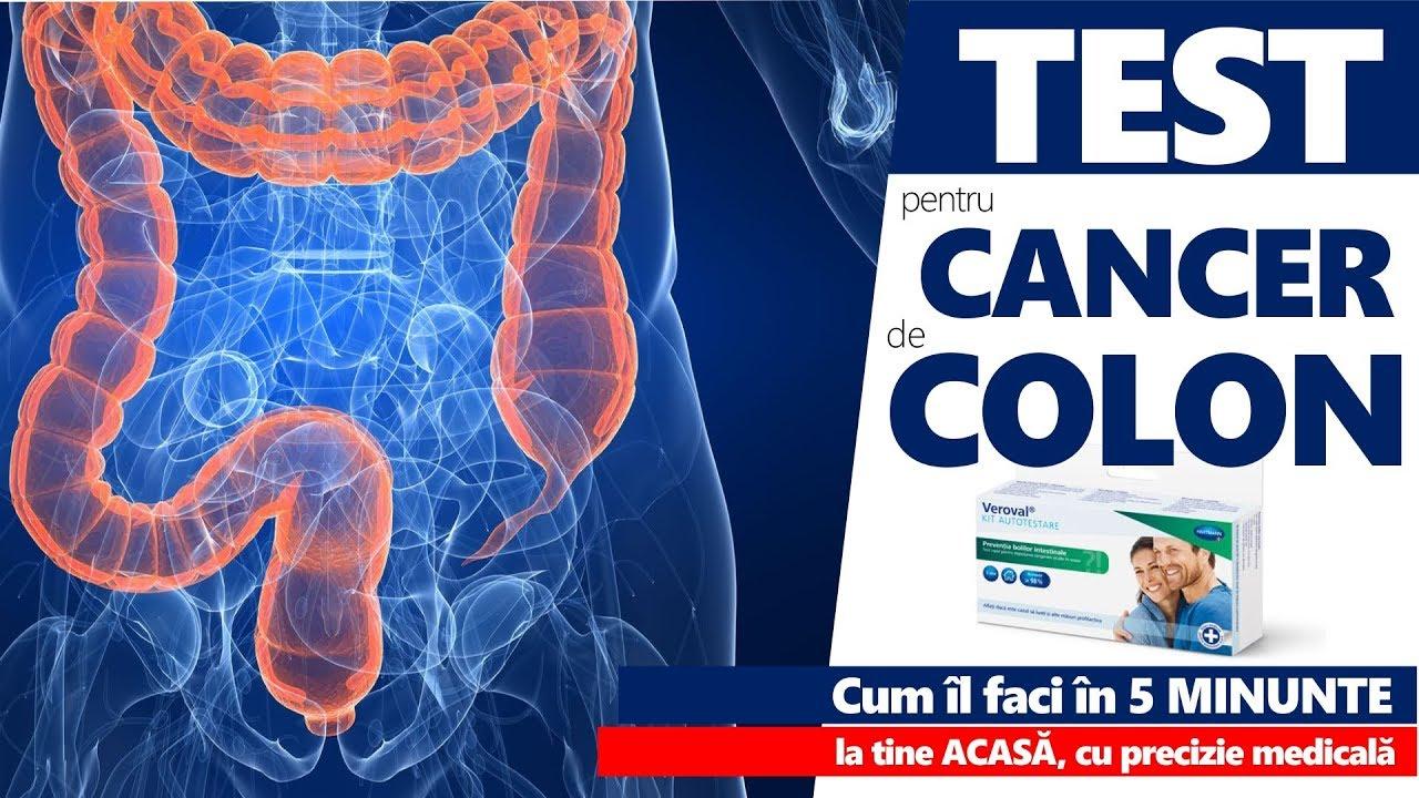 cancer de colon varsta tablete de curățare a detox colonului