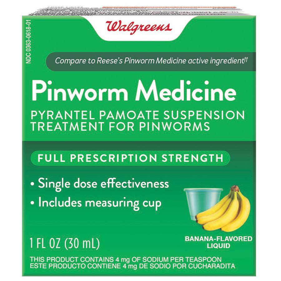 pinworms prind viață)
