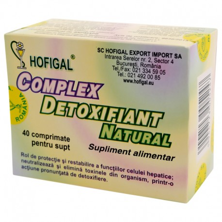 Suplimente de detoxifiere a rinichilor hepatici