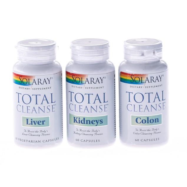 Pastile de colon detox curăță