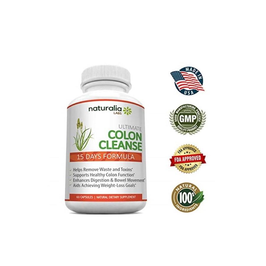 Produse naturale pentru curățarea colonului (detoxifiere naturală)