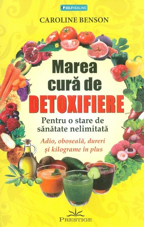 articol negilor detoxifierea organismului de primavara