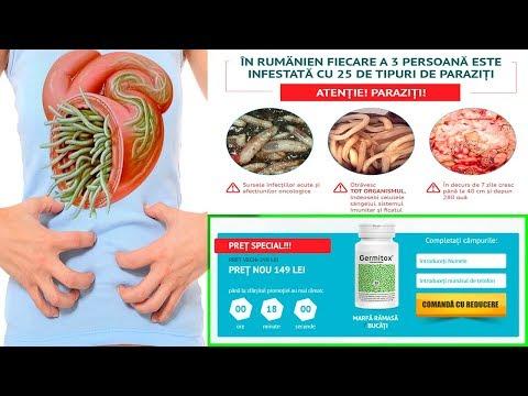 preparate pentru tratamentul helmintiazei)