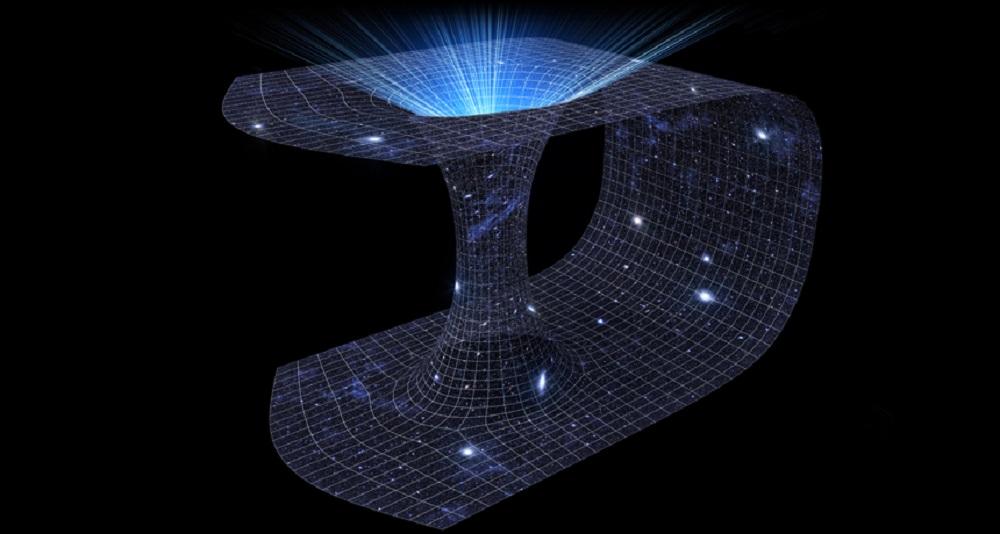 MISTERELE CUVINTELOR /Gaură albă, gaură neagră - Gaura de vierme când funcționează
