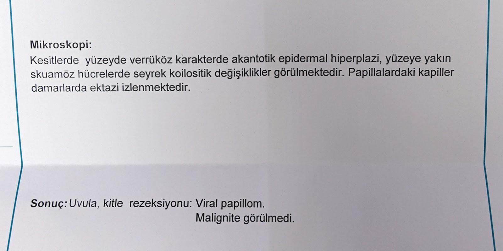 hpv virus negatif)