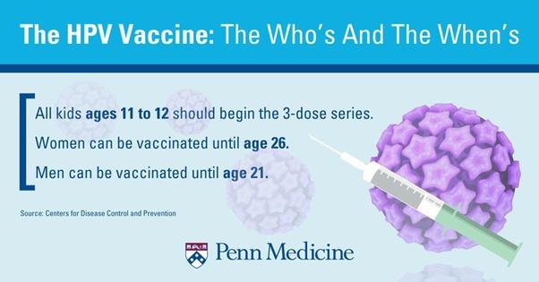 hpv vaccine quora