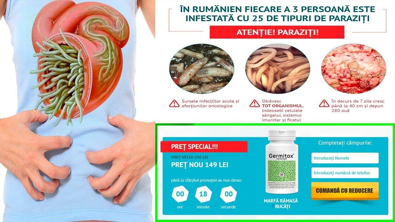 pastila pentru prevenirea viermilor la om