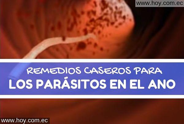 oxiuros tratamiento parasitos)