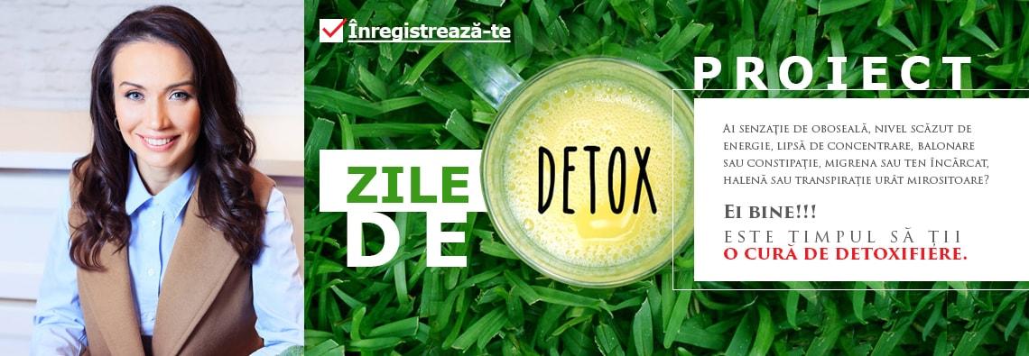 retete de detoxifiere de colon din plante