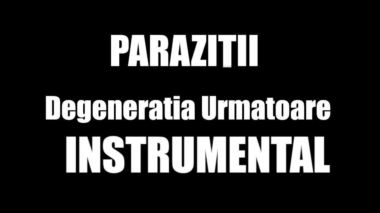 Degeneratia Urmatoare - Parazitii no Booby