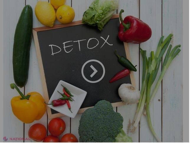 Cele mai bune 8 alimente pentru detoxifierea organismului - Antena Satelor